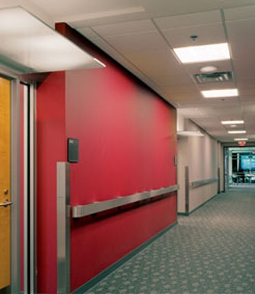 Acrovyn Wall Protection Commercial Flooring Amp Mats