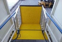 Cruise Ship Ramp safety matting (3)