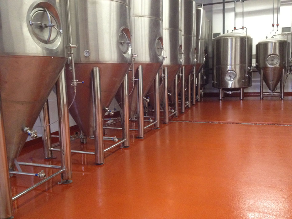 Parallel 49 Brewing Company Commercial Flooring Amp Mats