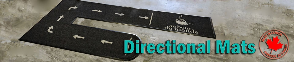 Project Gallery – Directional Mats