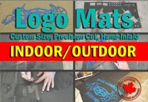Indoor-Outdoor Logo Mats