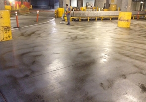 Concrete, Coatings & Specialites