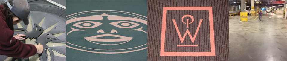 900 West Hastings Logo Mats
