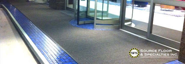 Performance Comparison: Grizzly FX Custom Entrance Matting Vs. Rental Matting