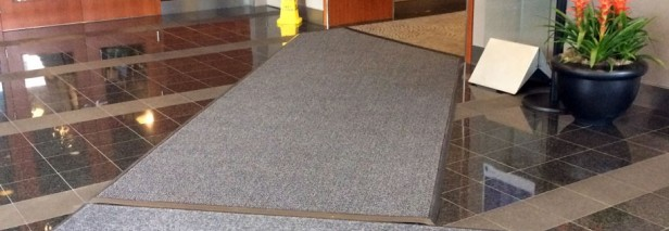 Everything You Need To Know About Maintenance of Commercial Indoor Entrance Mats