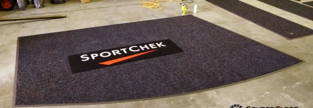 How Custom Welcome Mats Can Help Set The Right Mood for Your Clients