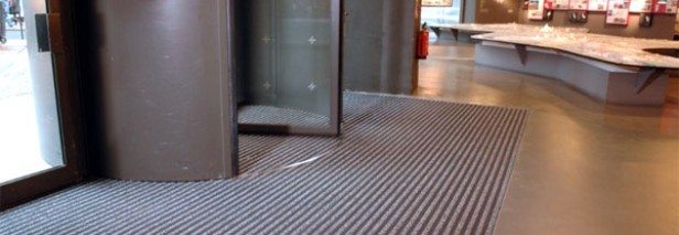 Prevent Slips, Trips and Falls With Matting