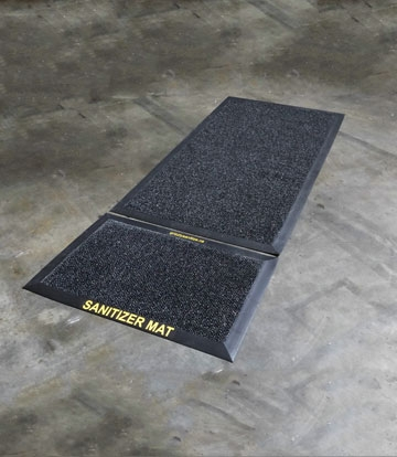 Grizzly Sanitize Commercial Flooring
