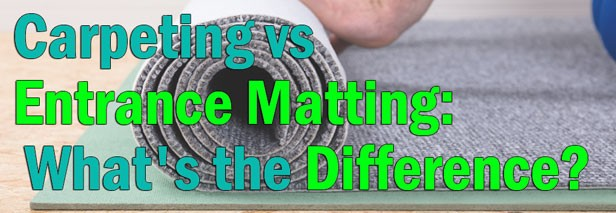 Carpeting vs Matting – What's the Difference?